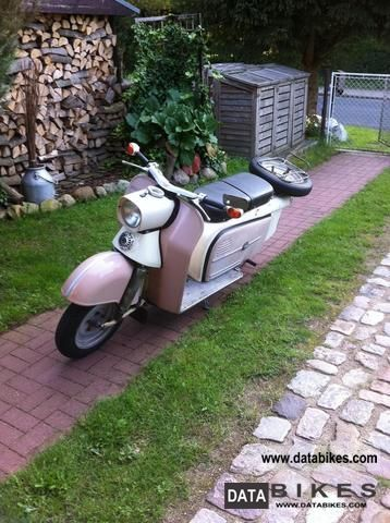 1962 Other  troll Motorcycle Scooter photo