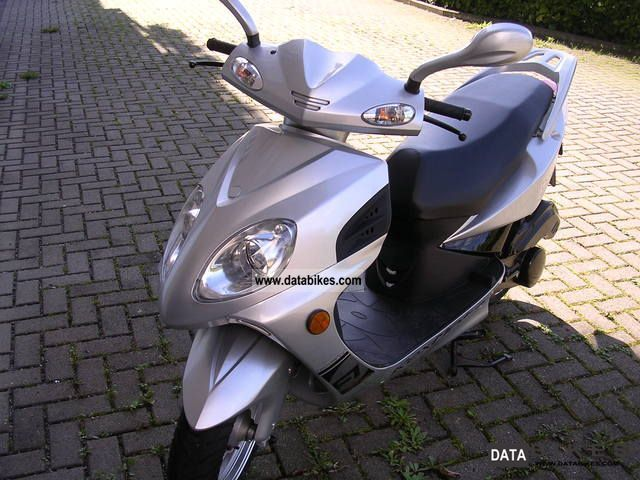 2008 Other  REX RS 125 Motorcycle Scooter photo