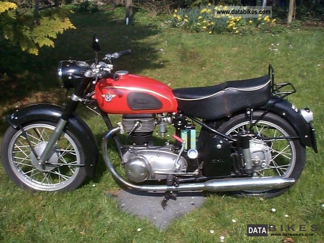 Other  Horex Regina 250 1951 Vintage, Classic and Old Bikes photo