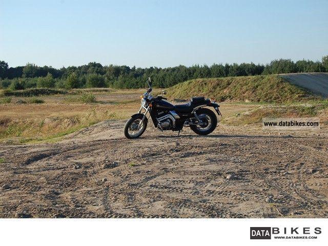 2001 Other  Kawasaki EL WERSJA CRUISER Motorcycle Other photo