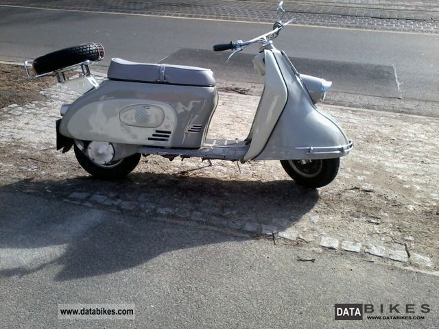 Other  Heinkel Tourist 103 A0 1957 Vintage, Classic and Old Bikes photo