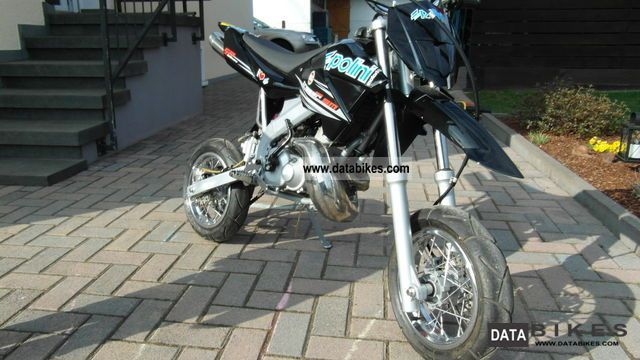 2011 Other  Trigger 50 sm Motorcycle Super Moto photo