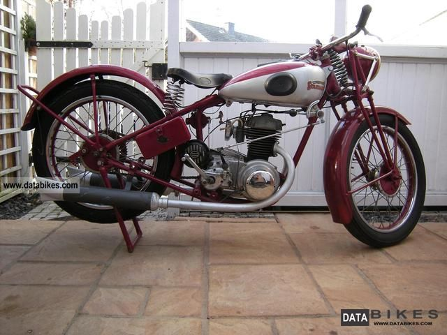 Other  Standard Record 1938 Vintage, Classic and Old Bikes photo