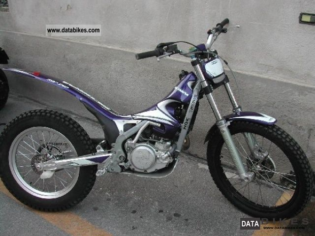2005 Other  SY 250 SY 250 Racing SCORPA Motorcycle Dirt Bike photo