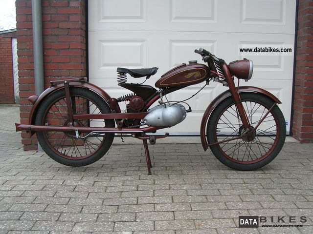 Other  Imme R 100 1950 Vintage, Classic and Old Bikes photo