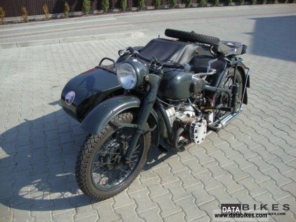 Other  Pozostałe inny M-72 750 WOJSKOWY KLASYK SPRZEDA 1956 Vintage, Classic and Old Bikes photo
