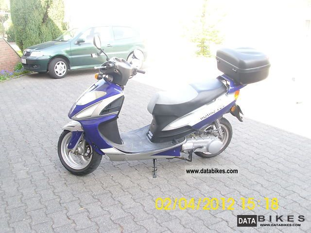2005 Other  Motino Motorcycle Lightweight Motorcycle/Motorbike photo