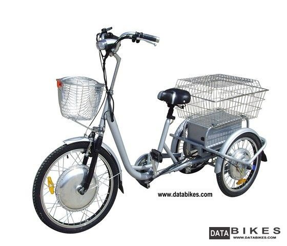 Other  500W electric tricycle electric tricycle E-Tricycle 2012 Electric Motorcycles photo