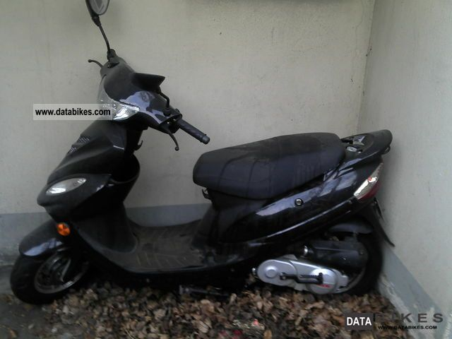 2008 Other  REX Motorcycle Scooter photo