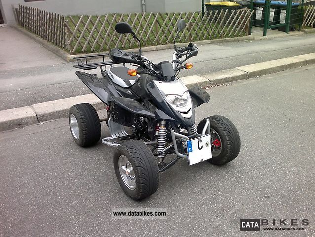 2010 Other  Sineray XY 250 STEX Motorcycle Quad photo