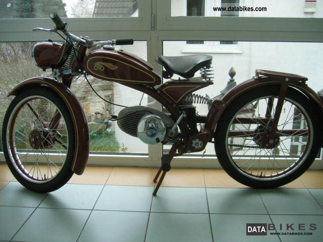 Other  Imme Riedel 1958 Vintage, Classic and Old Bikes photo