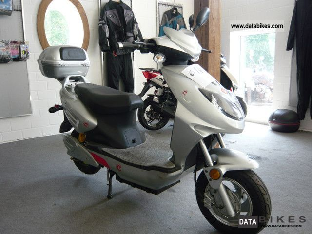 Other  Emco Novette 2011 Electric Motorcycles photo