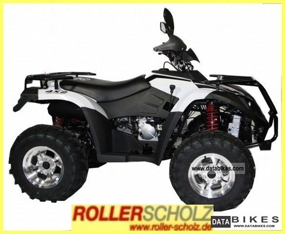 2011 Other  Linhai 420 4x2 Motorcycle Quad photo