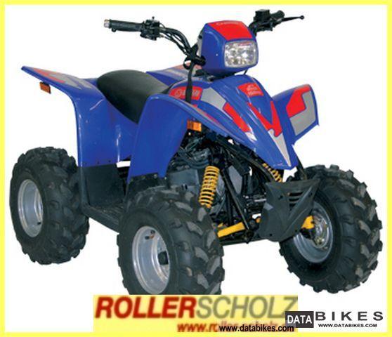 2011 Other  Kid Linhai 150 CE Motorcycle Quad photo