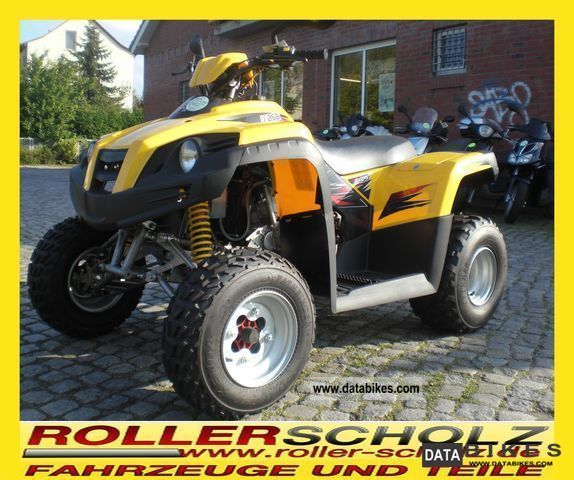 2011 Other  A 450 Masai delivery nationwide Motorcycle Quad photo