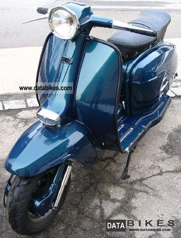 Other  Lambretta SX200 1960 Vintage, Classic and Old Bikes photo