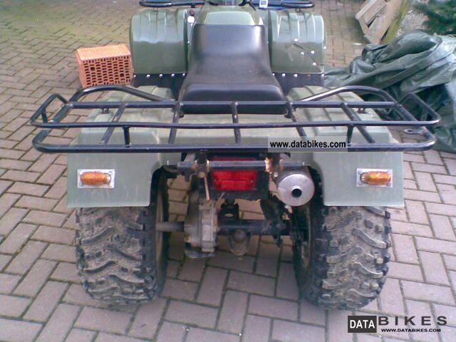Puma_250 2003on Jianshe 250 Atv Ps