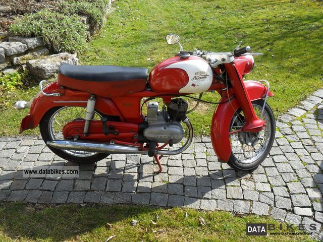 Other  Victoria Avanti Express Radex 102, 100cc 1959 Vintage, Classic and Old Bikes photo
