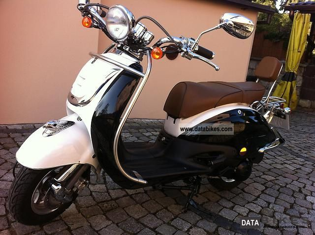 Other  ZN 125T E 2009 Scooter photo