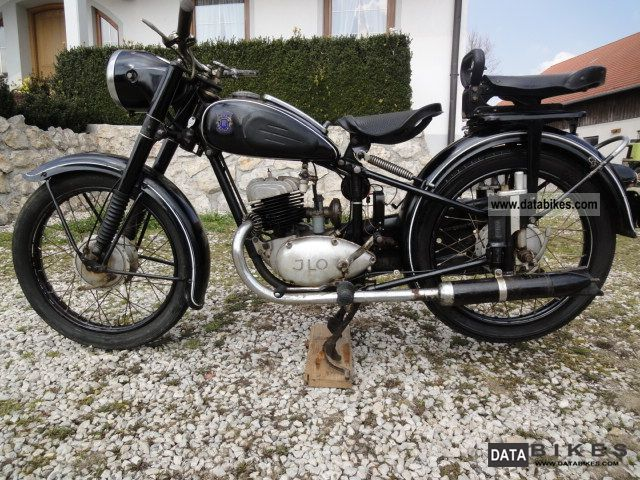 Other  Rabeneick 175 1951 Vintage, Classic and Old Bikes photo