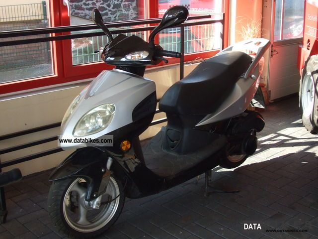 2007 Other  Jinan Qingqui QM 125T Motorcycle Scooter photo