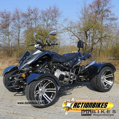 2011 Other  Speed Star Quad 300 cc automatic Motorcycle Quad photo