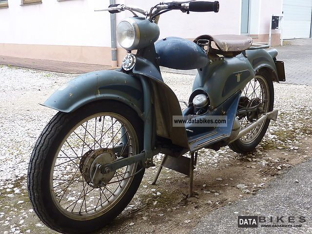 1951 Other  Aermacchi 125 Cigno Motorcycle Motorcycle photo