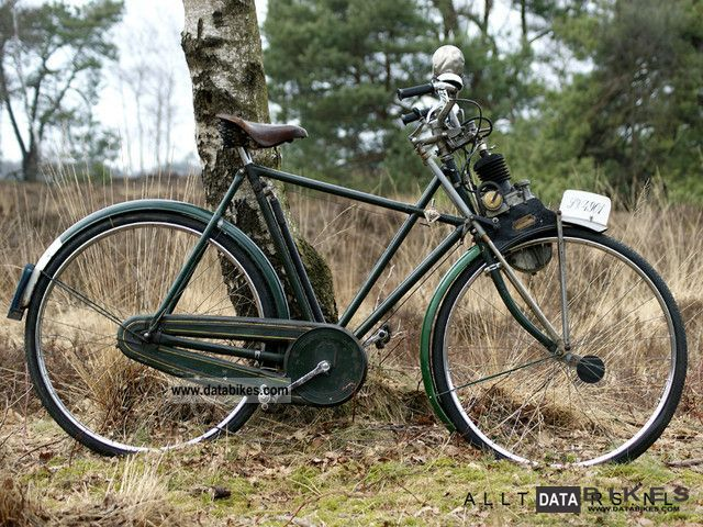 Other  Cyclotracteur 1923 Vintage, Classic and Old Bikes photo