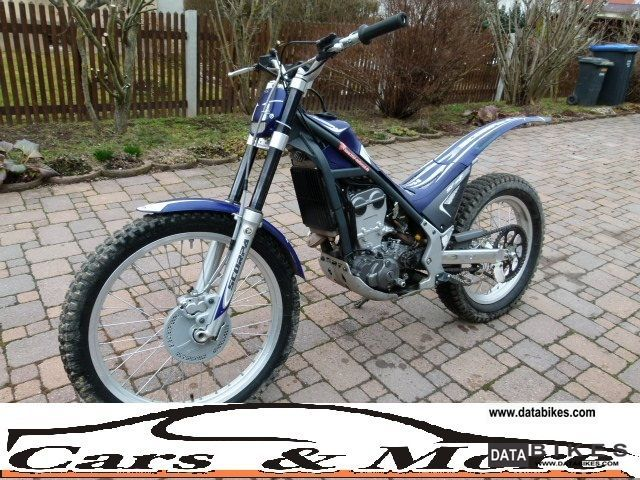 2002 Other  Scorpa SY-250 F, top, trials maintained, Motorcycle Motorcycle photo