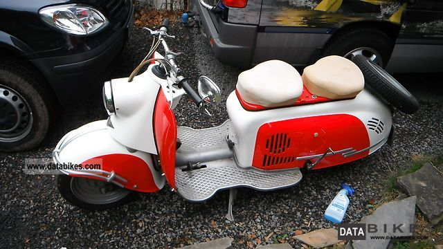1961 Other  berlin scooter Motorcycle Other photo
