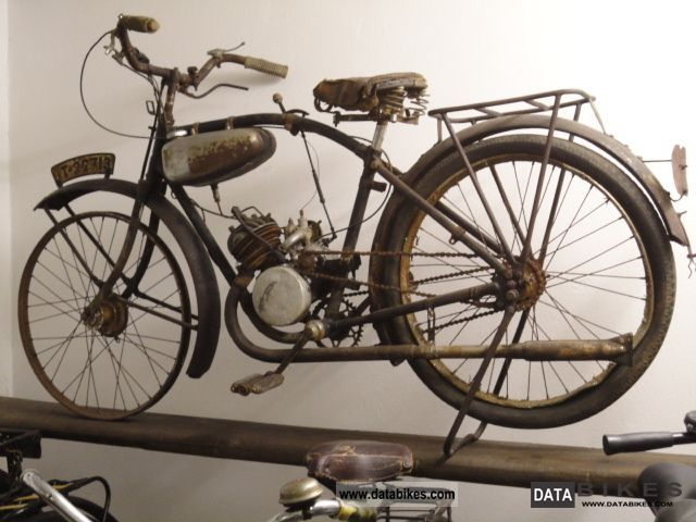 Other  Miele Model H3 1934 Vintage, Classic and Old Bikes photo