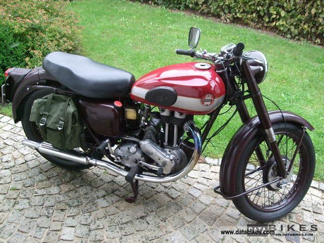 Other  Ariel NH 350 1953 Vintage, Classic and Old Bikes photo