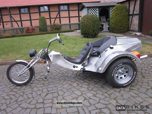 1992 Other  Trike fencing MF1 prototype 2.Hand + 6600 KM only! Motorcycle Trike photo