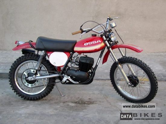 Other  Ossa Desert 1974 Vintage, Classic and Old Bikes photo