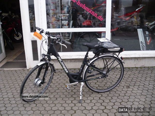 Other  Electric bike tour FE01, 7-speed with coaster 2012 Electric Motorcycles photo