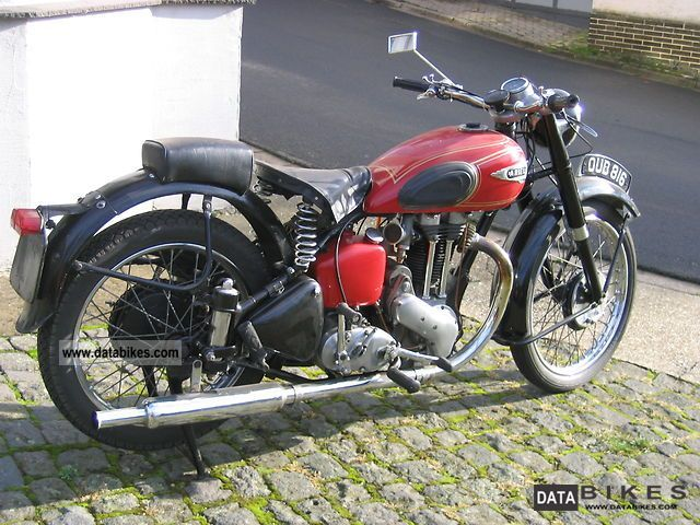 Other  Oldtimer 1951 Vintage, Classic and Old Bikes photo