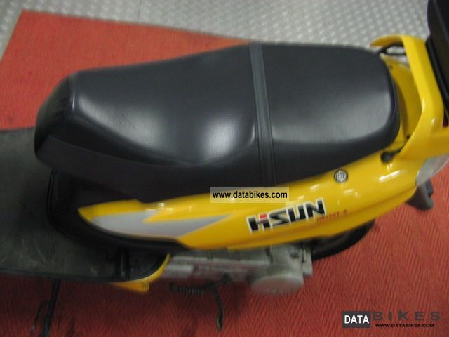 2008 Other Hsun 2 150t 4 Stroke With Alarm Motorcycle Scooter Photo 2 ...