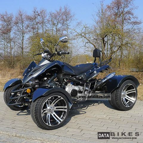 2011 Other  300cc QUAD SPEED AUTOMATIC CARBON STAR 300 Motorcycle Quad photo