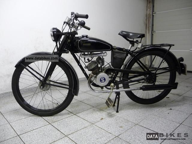 1937 Other  Hikers 11AS Motorcycle Other photo