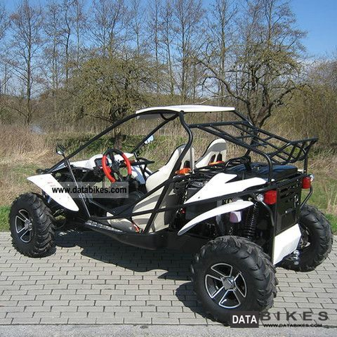 2011 Other  BUGGY TENSION 500 4x4 all-wheel 500cc Straßenzulas Motorcycle Quad photo