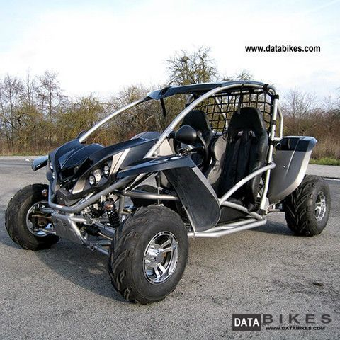 2011 Other  BUGGY LUCK VEHICLE LK260 260ccm with Straßenzulas Motorcycle Quad photo
