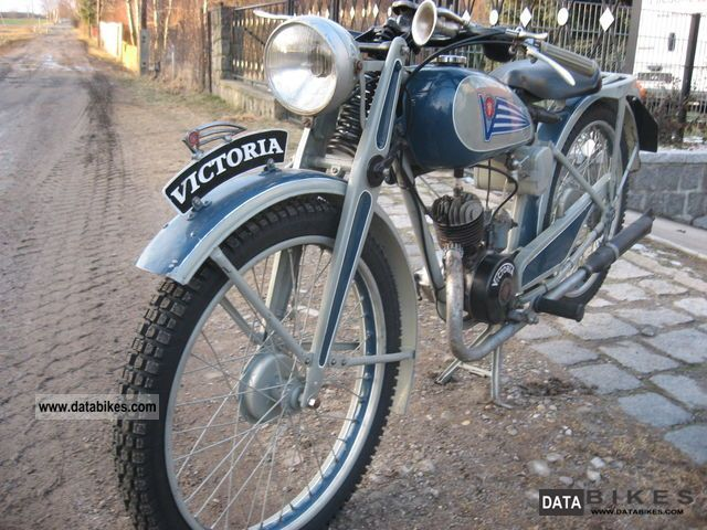 Other  Victoria KR 10 1940 Vintage, Classic and Old Bikes photo