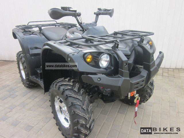 2011 Other  MASTER 700 LE 4x4, the Grizzly Look Motorcycle Quad photo