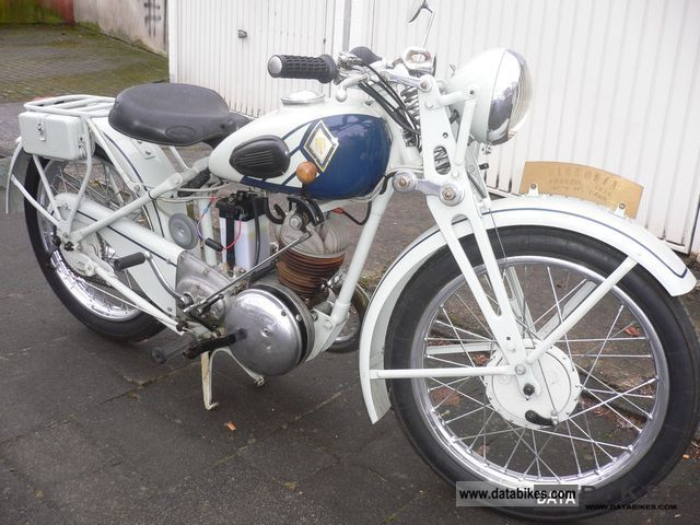 Other  Victoria KR 20 ZBL 1936 Vintage, Classic and Old Bikes photo