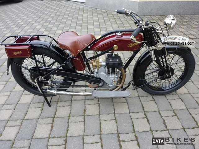 Other  Schüttoff G500 1929 Vintage, Classic and Old Bikes photo