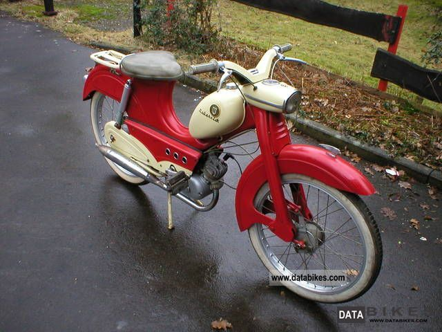 Other  Binetta 3 1957 Vintage, Classic and Old Bikes photo