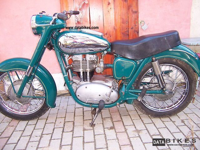 Other  Junak 1961 Vintage, Classic and Old Bikes photo