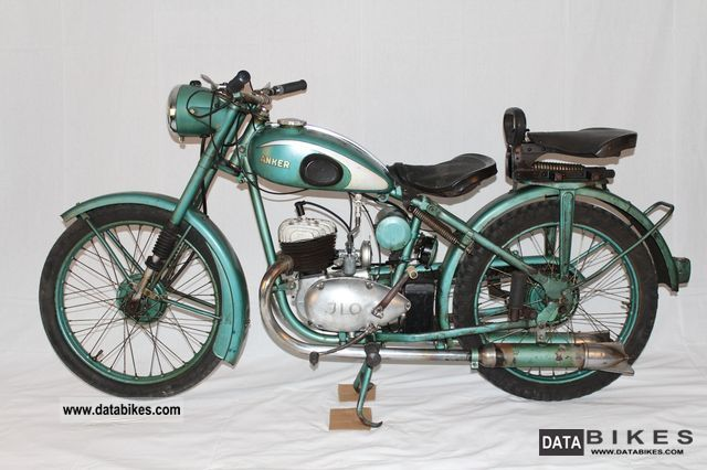 Other  Anchor 661 rare orig. State \ 1949 Vintage, Classic and Old Bikes photo