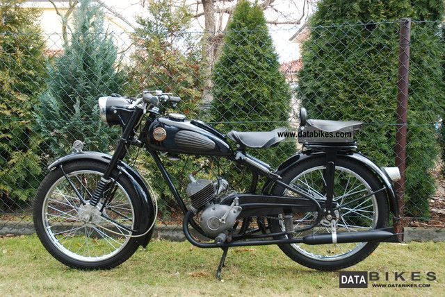 Other  miele 98 1953 Vintage, Classic and Old Bikes photo