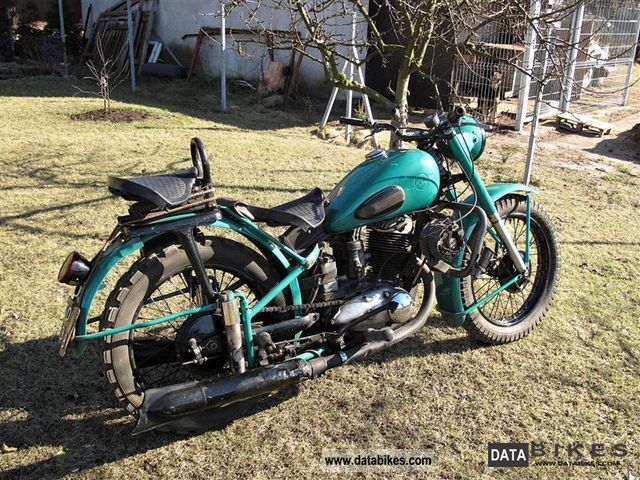 Other  Ural M72 ISH IZH 49 49 49 ish 1955 Vintage, Classic and Old Bikes photo